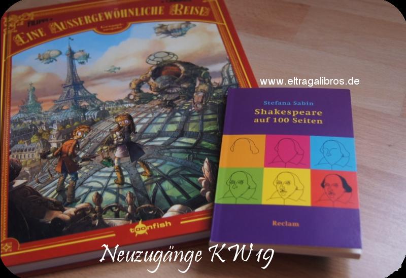 Neue Bücher KW 19