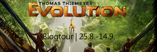 Blogtour Evolution