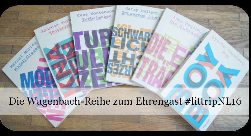 Wagenbach-Reihe zur FBM 2016